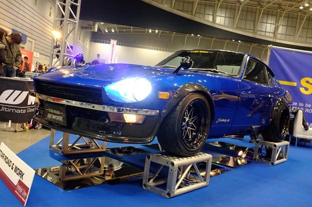 STAR ROAD S30Z blue