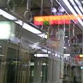 Photos: 南森町駅通過!