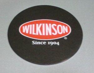ウィルキンソンタンサン コースター