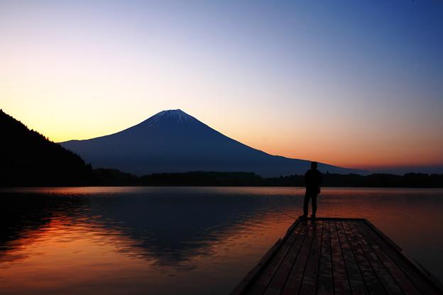 Photos: 『田貫湖 朝焼け』