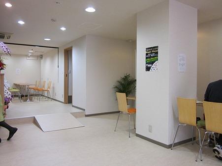 つながりのデザインCafe 室内2