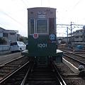 Photos: デト1001形