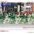 GOGO'S&クワザワグループ_01 - 第12回 東京よさこい 2011