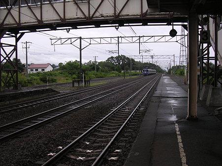 奈井江駅7