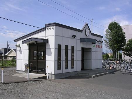 西帯広駅舎
