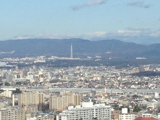 東山スカイタワー_38:展望室からの景色(瀬戸デジタルタワー)