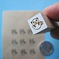 写真: パンダはんこIMG_9730