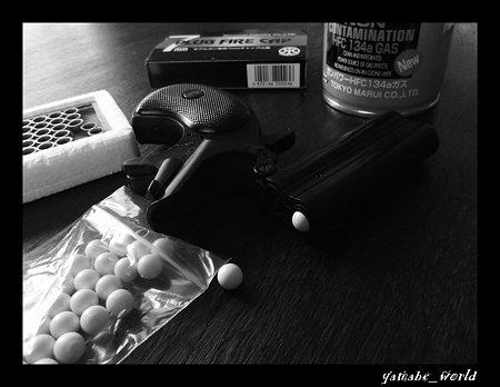 第27回モノコン 8mmBBと危険な銃
