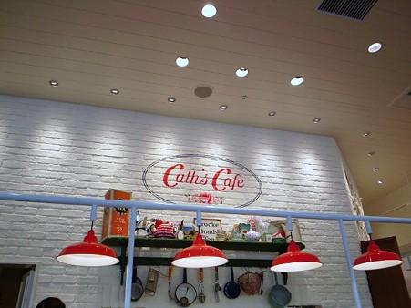 店内@Cath's Cafe