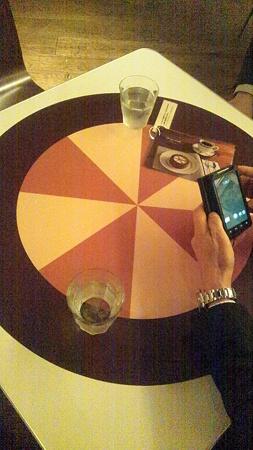 テーブル@TAIYA CAFE