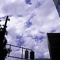 写真: 2011-09-05の空