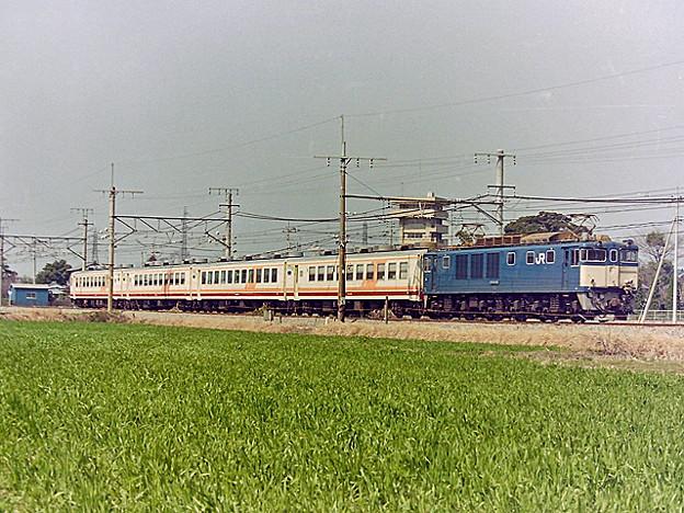 EF 64 1000 12系 新潟局座敷