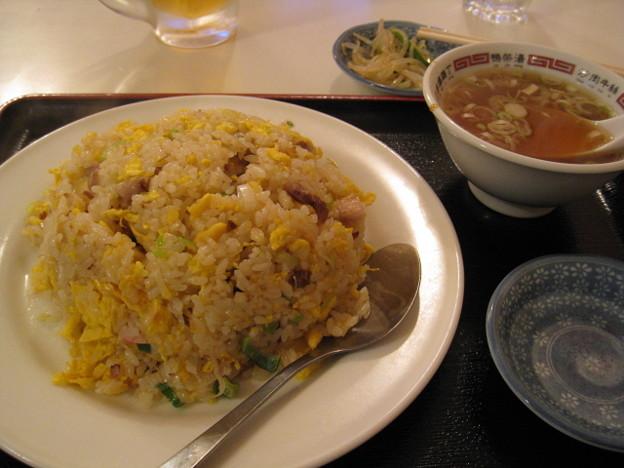 Photos: チャハ~ン&餃子セット650円