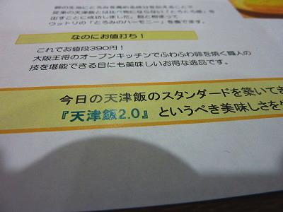 ふわとろ天津飯の資料
