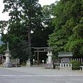 写真: 若狭彦神社