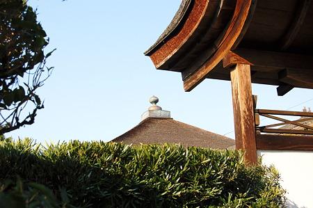 長岳寺寺仏堂宝珠