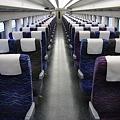 長野新幹線 あさま570号上野行 車内