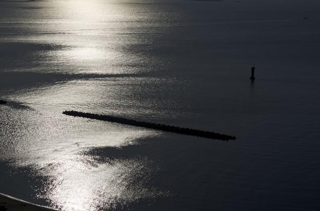 知多湾の朝_2353