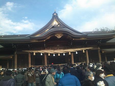 寒川神社ー2