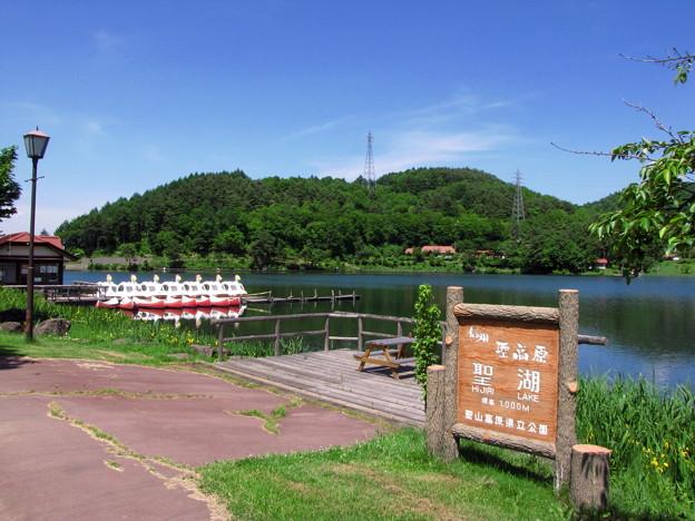 夏至の日・信州出たとこ勝負(聖湖) (5)