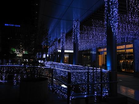JR博多駅イルミネーション6