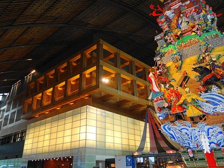 九州国立博物館館内光景