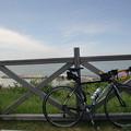 写真: 厚田 夕日の丘