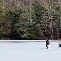 写真: The Last Day of Ice Fishing