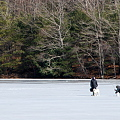 The Last Day of Ice Fishing