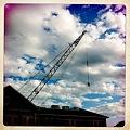 The Crane in the Sky