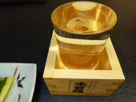 木曽路純米酒