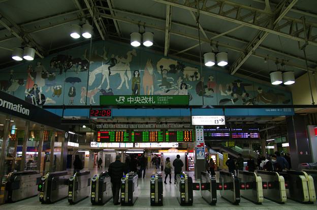 s4325_上野駅中央改札口