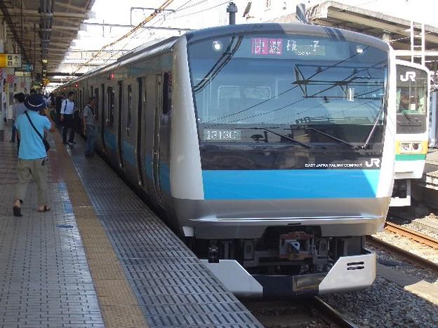 京浜東北線 快速磯子行 CIMG4516