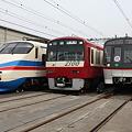 京成AE100形 AE168F・京急2100形 2141F・都営浅草線5300形 5310F