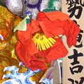 2012年 博多祇園山笠 千代流 舁き山 黄金のドラゴン 勢竜吉祥瑞 追い山後の博多駅 写真画像6