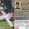 写真: プロ野球チップス2011No.096ダルビッシュ有(北海道日本ハムファイターズ)