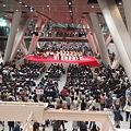 写真: ラ・フォル・ジュルネ・オ・ジャポン 東京国際フォーラム 展示ホールキオスクコンサート