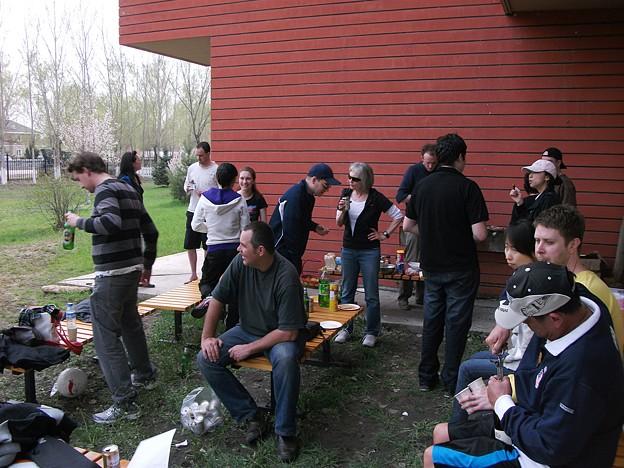 バーべキューパーティ Barbecue