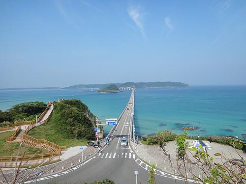 角島大橋-正面