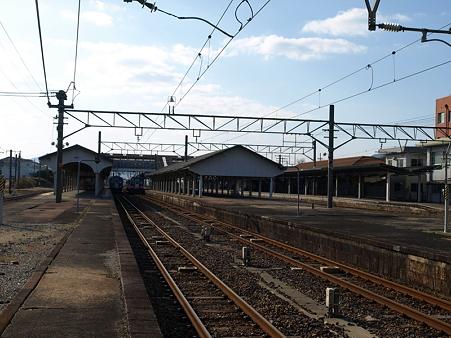 亀山駅10