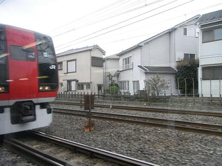 快速エアポート成田の車窓24