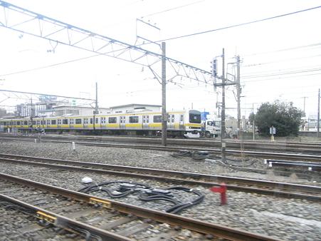 快速エアポート成田の車窓39