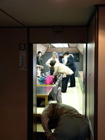 485系「宴」(新宿駅)18