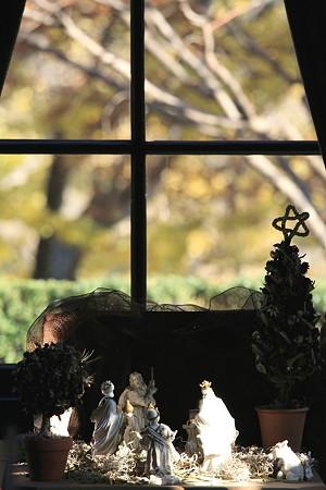 2011.12.19 山手西洋館 世界のクリスマス2011 外交官の家 (アイルランド) 1