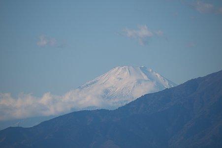 2012.01.03 駅 富士山