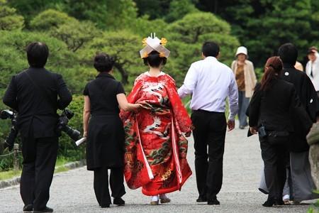 2012.06.18 三渓園 結婚式