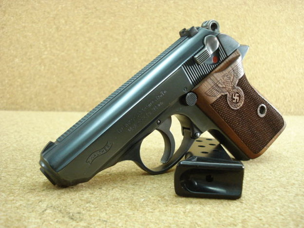 H23/003B Rainbow Lagoon Walther PPK