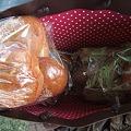 Photos: ハクママから手作りパン!