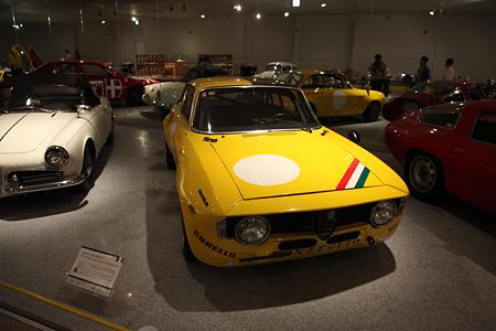 四国自動車博物館・ALFA ROMEO GTA1300 Junior Gr.5 MONZEGLIO - 09