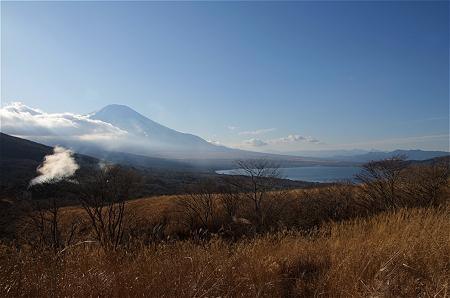 HDRな富士山